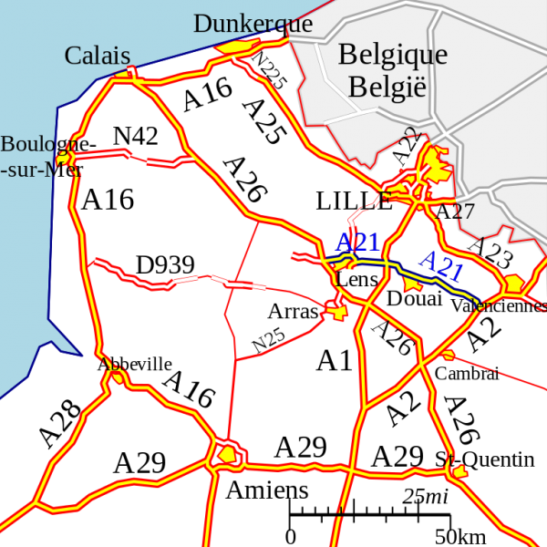 4sight 600x600 - Van Driver Killed by Crude Roadblock Constructed by Migrants in Calais
