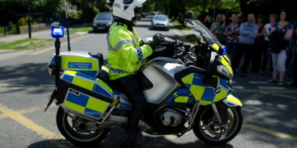 Police blog Twitter 600x300 - Dash Cams Used by Police to Prosecute Bad Drivers