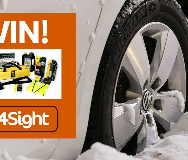 4Sight winter driving competition
