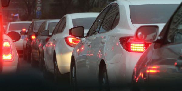 4Sight traffic report on motoring